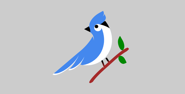 css绘制的画眉鸟代码源码下载