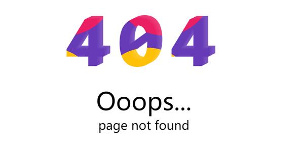 纯css3动画404页面代码