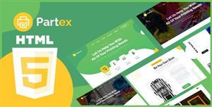 打印和印刷包装服务HTML模板