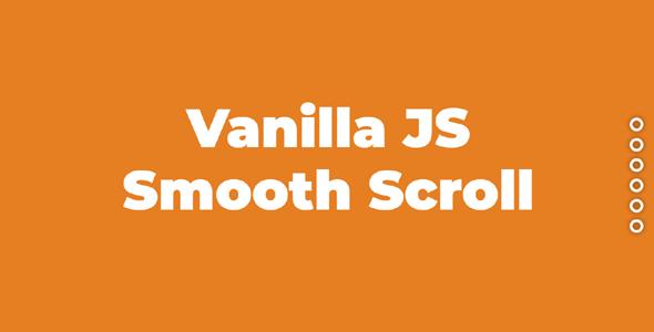 scrollToSmooth.js锚点滚动插件右侧圆点源码下载