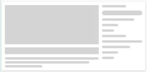 纯css网页背景加载中布局源码下载