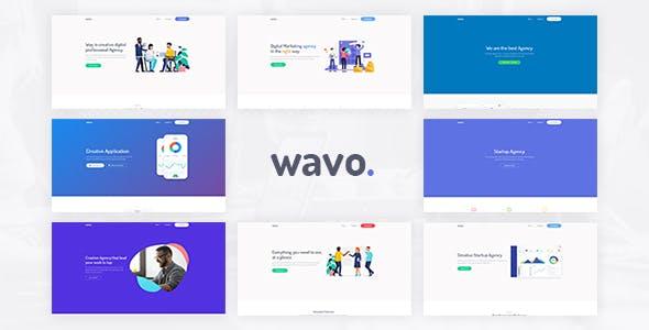 11个SaaS,创业公司&WebApp网页模板源码下载