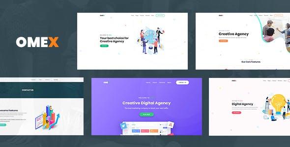 创业公司和SaaS服务官网设计