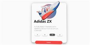 商品3D展示效果卡片样式