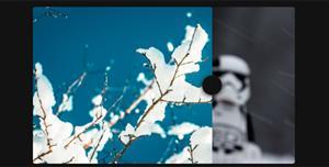 JavaScript两张图片左右拖拽对比
