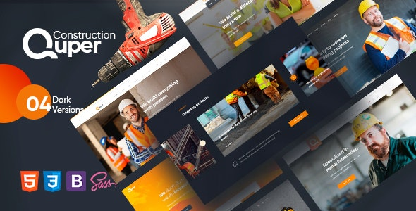 大气企业官网HTML5页面多用途模板