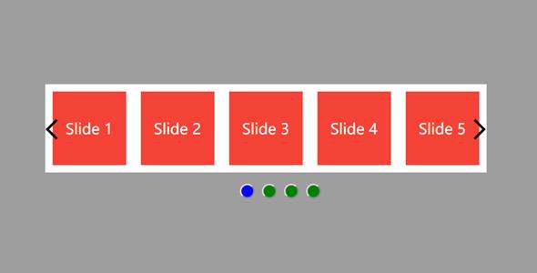 左右滚动轮播插件PureJSCarousel.js