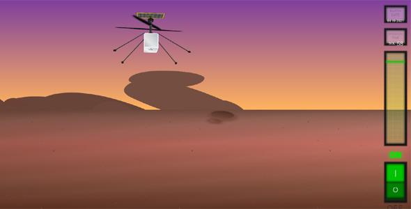 无人机控制飞行css3动画特效源码下载