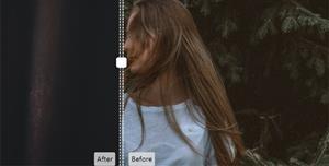兩張圖片拖拽比較插件iMatch.js