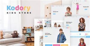 精美儿童玩具电商网站bootstrap界面