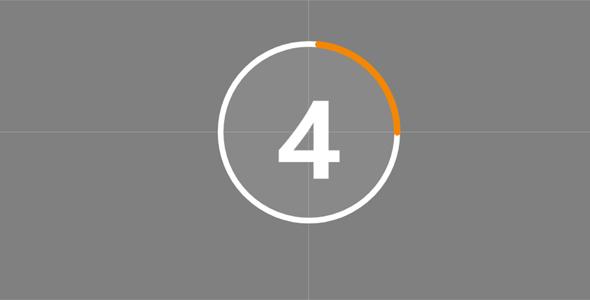 圆圈倒计时angularjs特效代码
