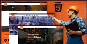 建筑工程房地产集团官网模板