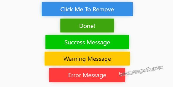 Alert弹出消息插件Prompt.js