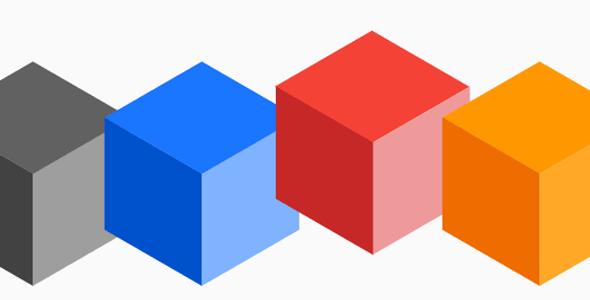 简单的三维立方体css3动画源码下载