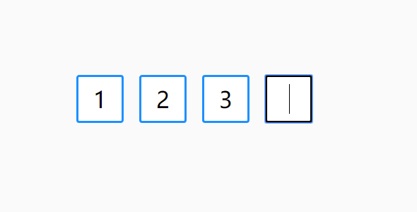 pincode-input密码输入框源码下载