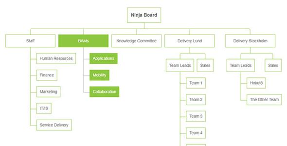 css组织架构图网页代码源码下载